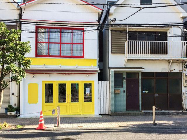 白金高輪駅近くにエッグタルトの専門店がオープン予定