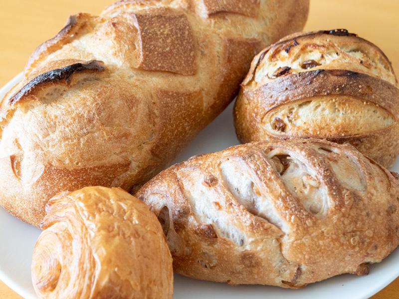メゾンカイザー高輪本店のパン